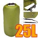 25L Taffela Waterproof Dry Bag (with 1 Eyelet & shoulder strap) #51527