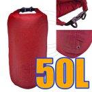 50L Taffela Waterproof Dry Bag (with 1 Eyelet) #51529