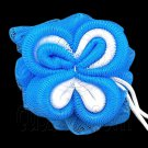 Mesh Bath Sponge 65g (BLUE) #51701