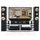 Hi-Fi TV Cabinet Set Combo 1:6 Blythe Barbie Doll's House Dollhouse Furniture #12381