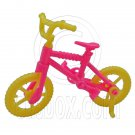 Cycling Bicycle Bike 1/6 for Barbie Kelly Doll's House Dollhouse Miniature #12536