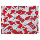 Canada National Flag Skateboard Skiing Hiking Skiing Bandana Bandanna Head Scarf #12428