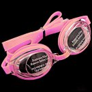 Swimming Kids Goggles with Bag PINK #50360