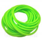 5 pcs Colorful Silicone Elastic Bracelet (Light Green) #51872