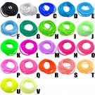 5 pcs Colorful Silicone Elastic Bracelet (Pick 5 by yourself) #51886
