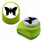 Butterfly Paper Edge Scrap Craft Punch Scrapbooking Die Cut Cupcake Toppers 3.5cm #12815