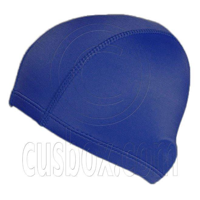 Light Elastane Swimming Cap (DARK BLUE) #51891