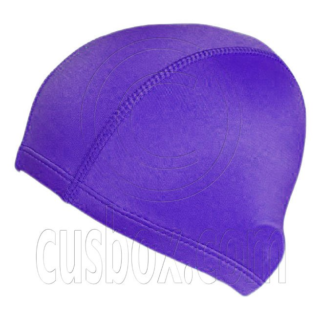 Light Elastane Swimming Cap (PURPLE) #51893
