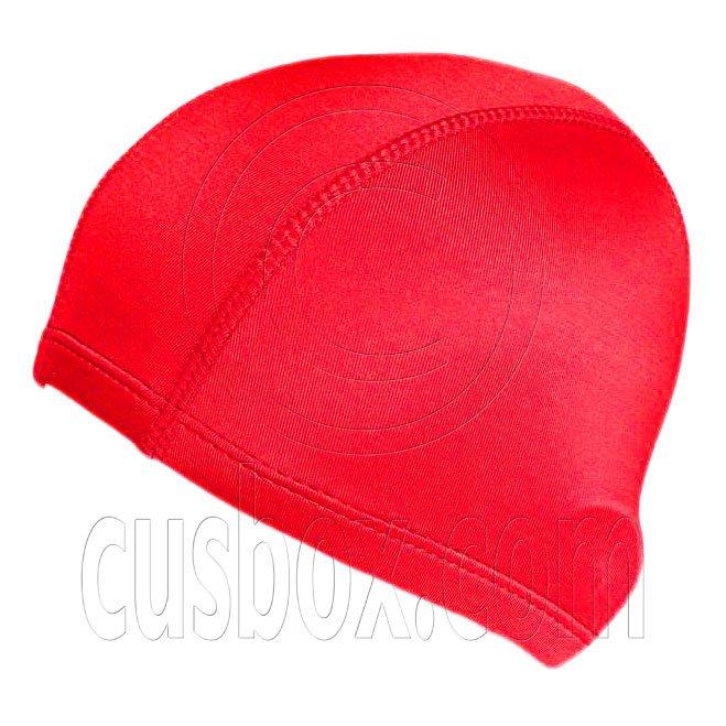 Light Elastane Swimming Cap (RED) #51894