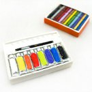 Box Set of 2 Color Paint Brush Art Dollhouse Miniature #11165