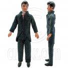 "Ken Body Model Fully Dressed New 1/6 Barbie Doll's House Dollhouse Miniature 12"""" #12504"