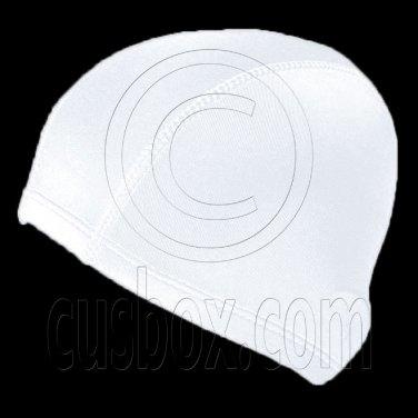 Light Elastane Swimming Cap (WHITE) #51945