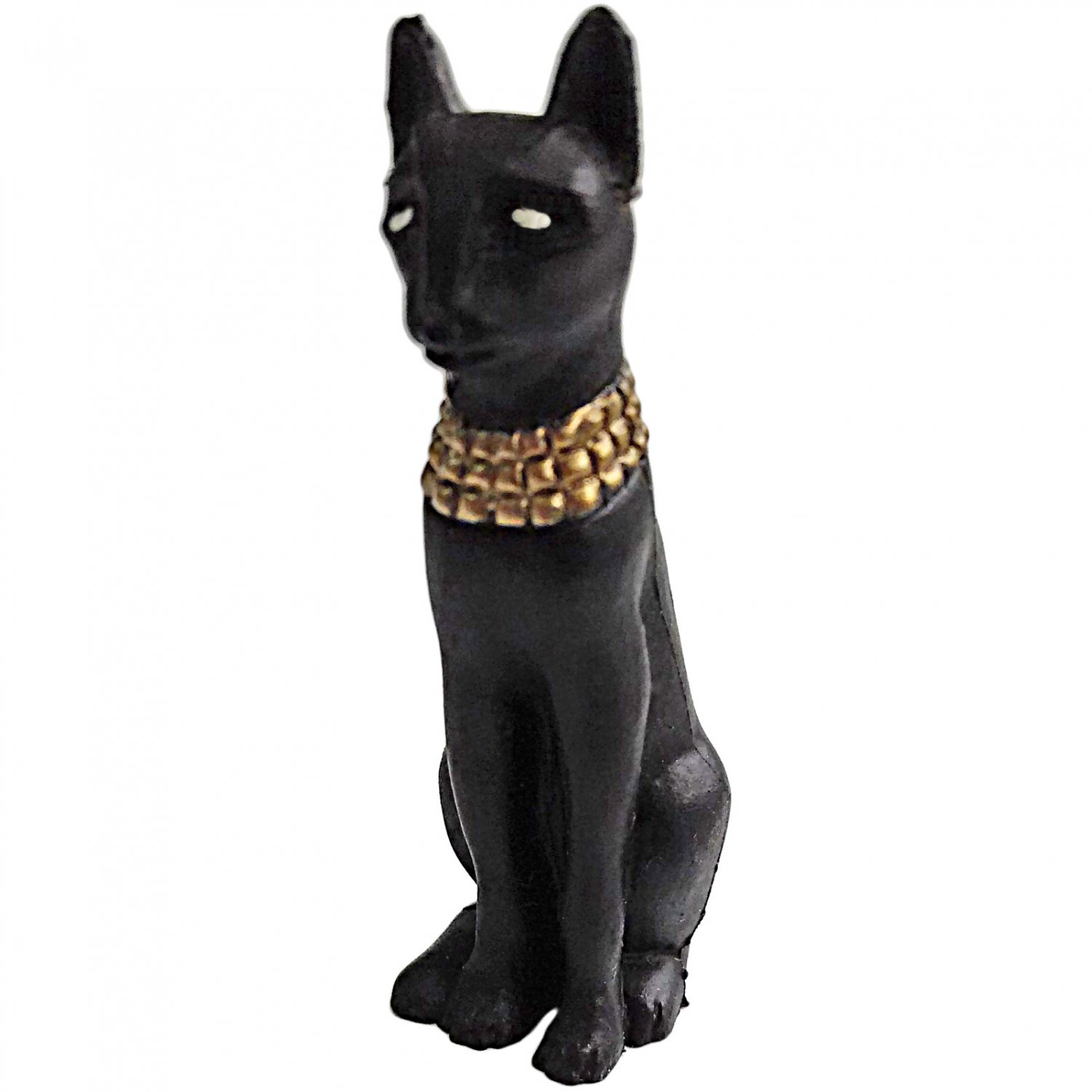 Egyptian Egypt Bastet Baast Ubaste Cat Animal Educational Figure 4.7cm Height #13305