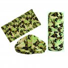 Brown Green Camouflage Adult Women's Men's Cycling Hiking Scarf Bandana Bandanna Gear #13298