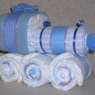 DIAPER TRAIN ~ BOY, GIRL, NEUTRAL ~ SHOWER FAVOR