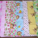 HANDMADE BURP CLOTH ~ GIFTS BY JAYDE