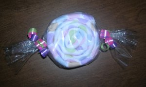 BLANKET CANDY MINT ~ BOY, GIRL, NEUTRAL ~ SHOWER FAVOR