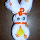 WASHCLOTH BUNNY ~ BABYSHOWER FAVOR ~ GIFTS BY JAYDE