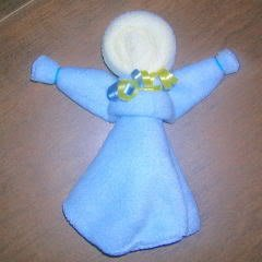 ***NEW*** WASHCLOTH DOLLS SHOWER FAVOR~GIFTS BY JAYDE