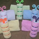 ~CUTE~ DIAPER BUTTERFLY SHOWER FAVOR~GIFTS BY JAYDE