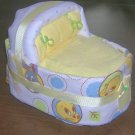 Mini Diaper Bassinet-Looney Tunes