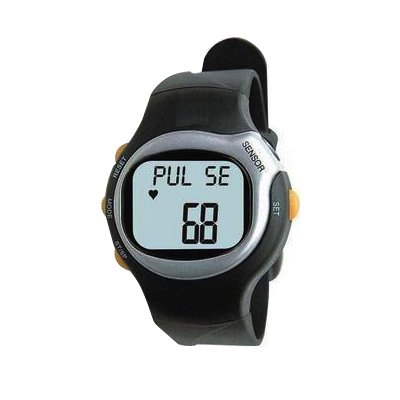 6 in 1 Sporty Watch with Heart Pulse Rate Monitor Calorie Counter