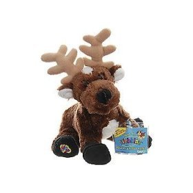 Webkinz - Brown Reindeer New with tag!