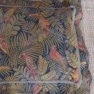 Handmade Designer Parrot Tapestry Pillow