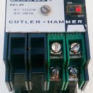Cutler Hammer D40RB Reed Relay Base Coil 120 V Ser A2