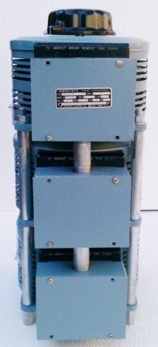 Powerstat F136B-3 Variable Auto Transformer 240 V 3 PH