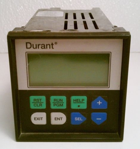 Durant 57601-402 Counter Control Batch Rate Totalizer
