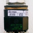 Allen Bradley 800T-PH26G Pilot Light Green 240 Volt