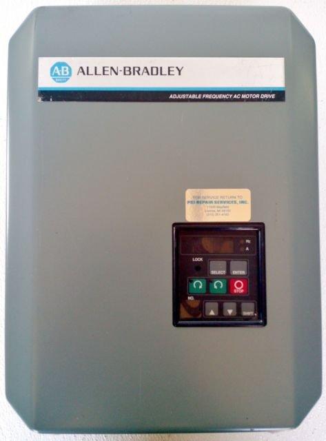 Allen Bradley 1333-CAA D AC Drive 5 HP 200/208/230 Volt