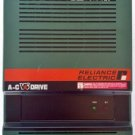 Reliance 1AC2003 AC Drive 3 HP VS 3 Ph 200/230 4.2 KVA