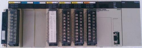 Omron C200HX SYSMAC PLC CPU64-E OC225 IM212 PA204S C200HXCPU64E High Speed