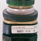 Allen Bradley 800T-PT16 Series B Pilot Light Green 120 Volt Coil Nema 4,13
