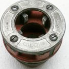 Ridgid 1 1/2, 1.5 Pipe Threader Die # 26