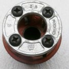 Ridgid 3/8 Pipe Threader Die # 6
