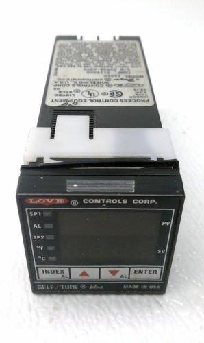 Love Controls 16010 Temperature Controller 100-240 VAC 1 PH 132-240 VDC 5 VA