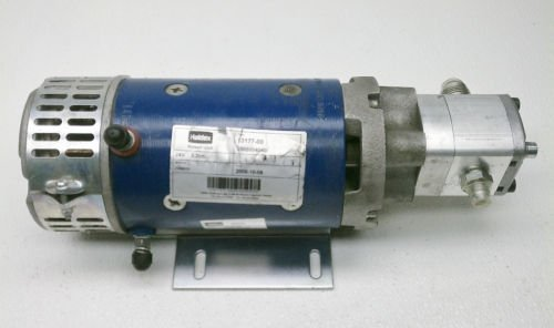 Haldex 13177-00 DC Pump/Motor 24 VDC 3,2 cc Power Unit Hesselman 20-104677