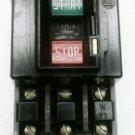 Allen Bradley 609-AOW Manual Start Stop Size 0 Motor Starter 3 Phase Ser. G 5 HP