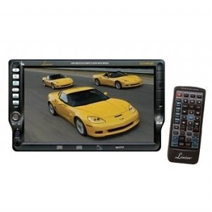 Buy Lanzar In-dash CD Players - Lanzar 7\'\' Tft Touch Screen In Dash Dvd/cd Player