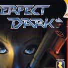 NINTENDO 64 PERFECT DARK VIDEO GAME CARTRIDGE