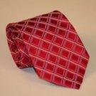 NWOT Hart Schaffner Marx 100% Silk Red Tie