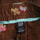 Baby Gap Brown Cargo Pants 5