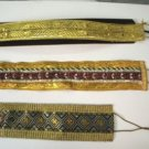 Set of 6 Persian and Indian Belts - Alexander