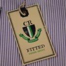 NWT Club Room 100% Cotton Shirt XL 17 1/2 32-33