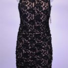 Brand New Super Cute Black Lace Taylor Dress Size 2