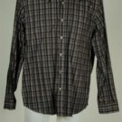 NWOT Hugo Boss 100% Cotton Plaid Shirt XXL