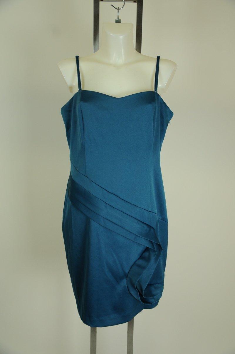 New Kensie Dress Removable Strap Mini Dress Size 14 Super Cute